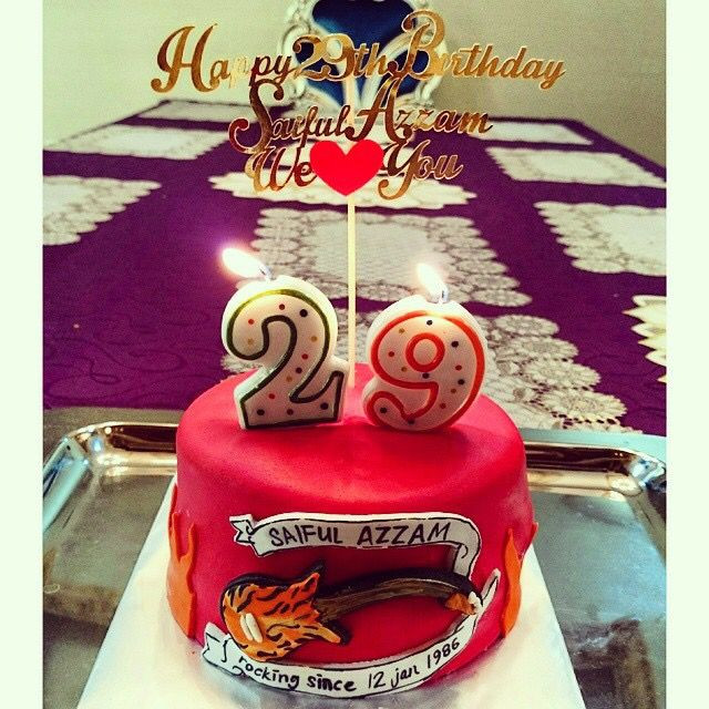 Best ideas about 29th Birthday Cake . Save or Pin 1000 ideas about 29th Birthday Cakes on Pinterest Now.