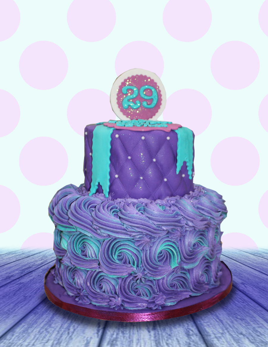 Best ideas about 29th Birthday Cake . Save or Pin 29Th Birthday CakeCentral Now.