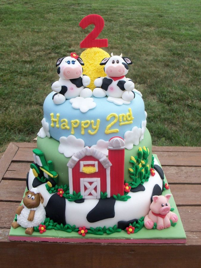 Best ideas about 2Nd Birthday Gift Ideas For Boys . Save or Pin Best 25 Second birthday cakes ideas on Pinterest Now.