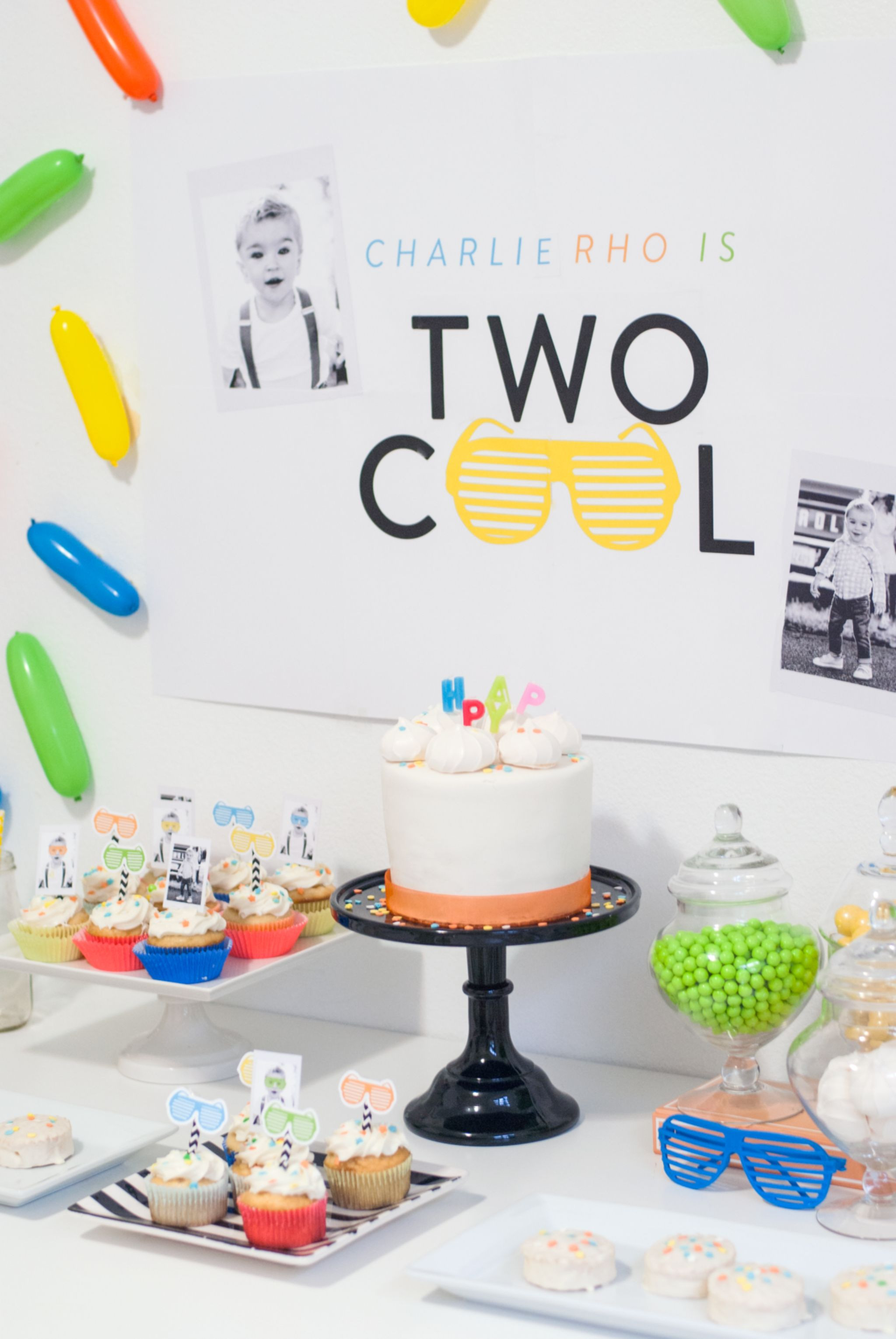 Best ideas about 2Nd Birthday Gift Ideas For Boys . Save or Pin A Two Cool Birthday Party That ll Have You Reaching for Now.