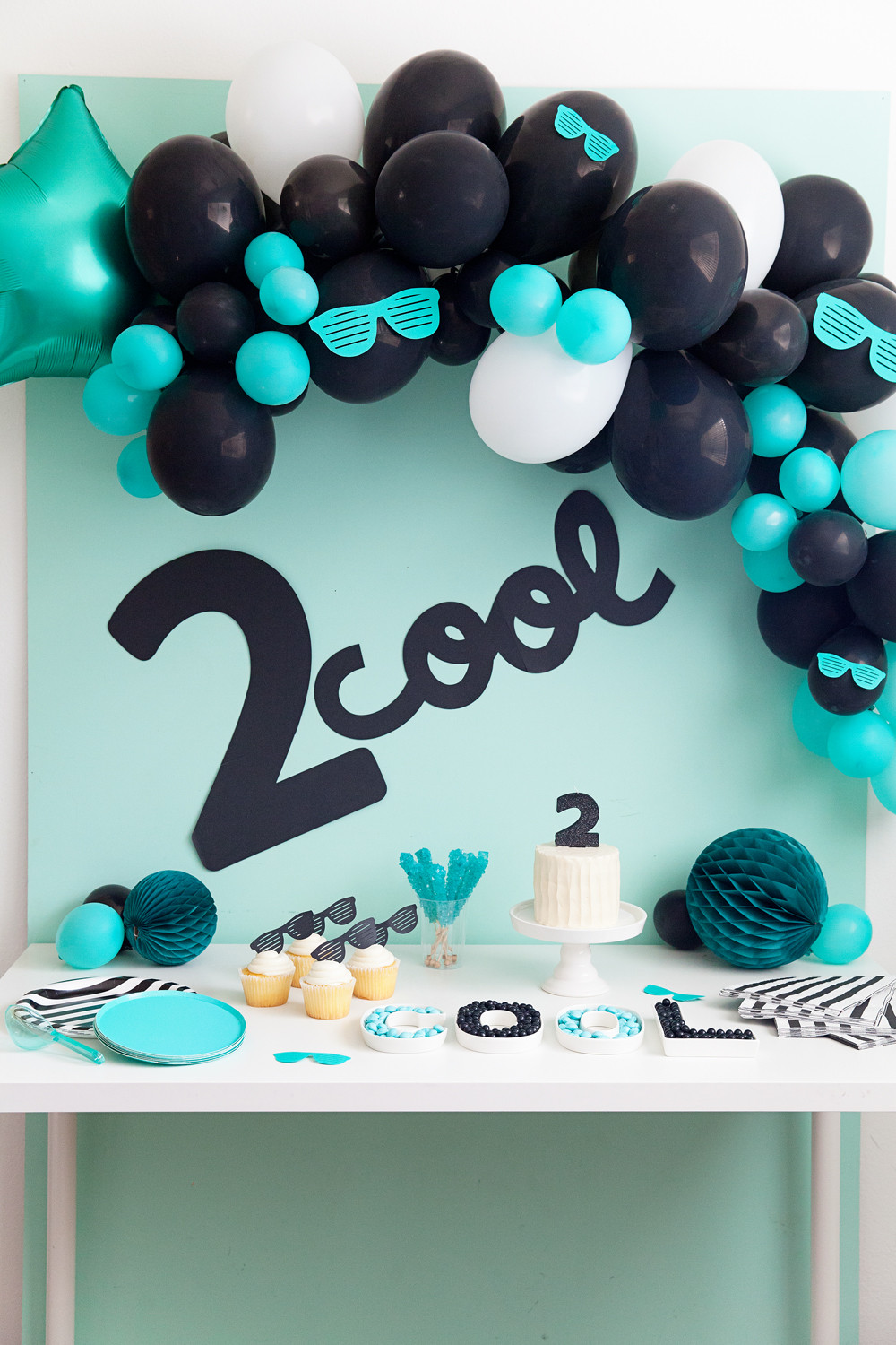 Best ideas about 2Nd Birthday Gift Ideas For Boys . Save or Pin 2ND BIRTHDAY PARTY IDEA Tell Love and Party Now.