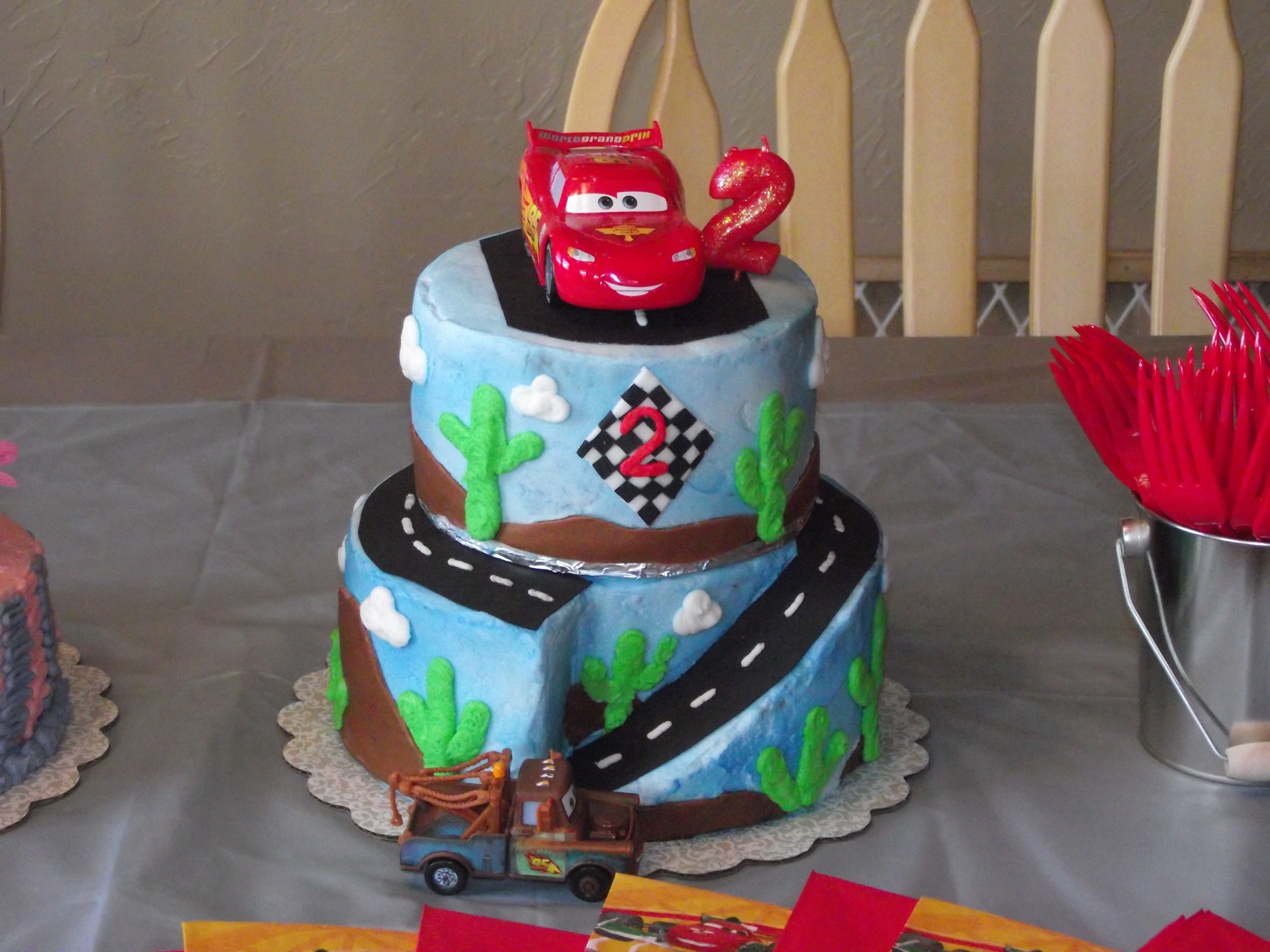 Best ideas about 2Nd Birthday Gift Ideas For Boys . Save or Pin My little boy s 2nd Birthday Cake Now.