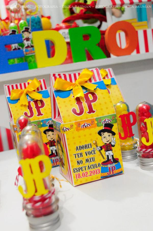 Best ideas about 2Nd Birthday Gift Ideas For Boys . Save or Pin Kara s Party Ideas Circus Clown Boy Themed 2nd Birthday Now.