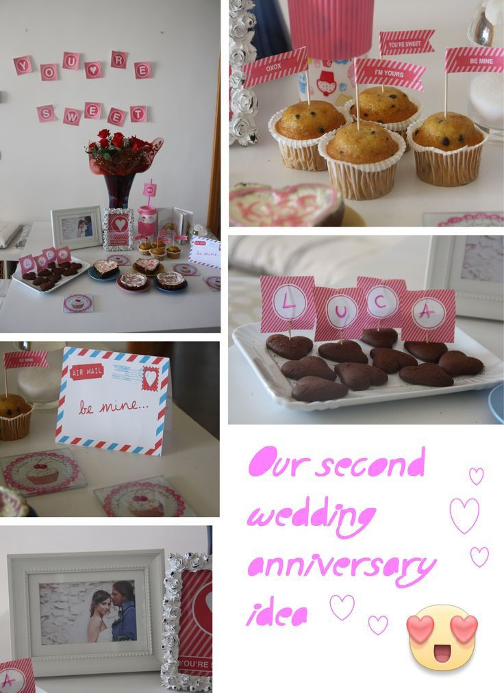 Best ideas about 2Nd Wedding Gift Ideas . Save or Pin 1000 ideas about Second Year Anniversary on Pinterest Now.