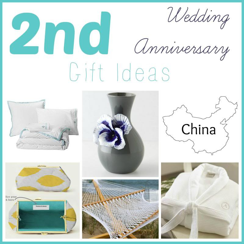 Best ideas about 2Nd Wedding Gift Ideas . Save or Pin 2nd Wedding Anniversary Ideas Now.