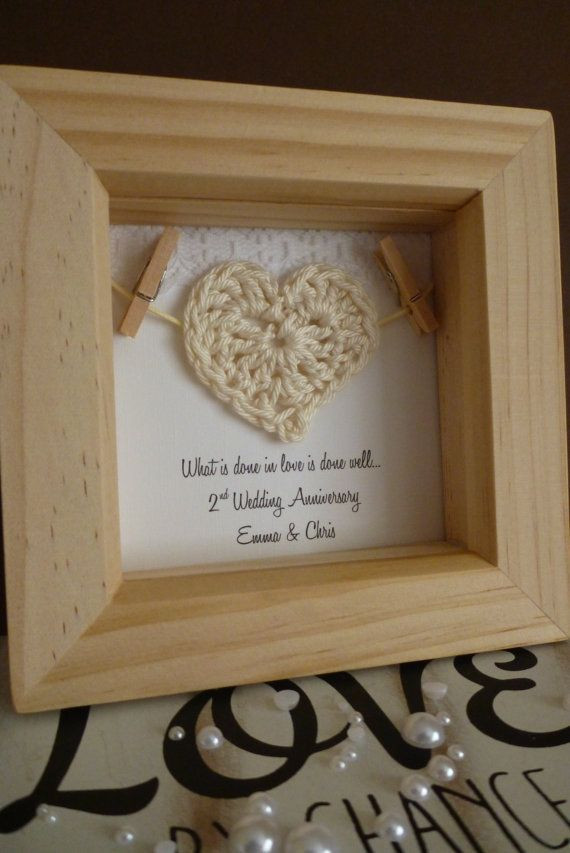 Best ideas about 2Nd Wedding Gift Ideas . Save or Pin 1000 ideas about 2nd Anniversary Cotton on Pinterest Now.