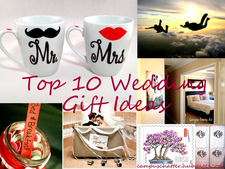 Best ideas about 2Nd Wedding Gift Ideas . Save or Pin Pin by Birdkem Perato on Second Wedding Gift Ideas Now.