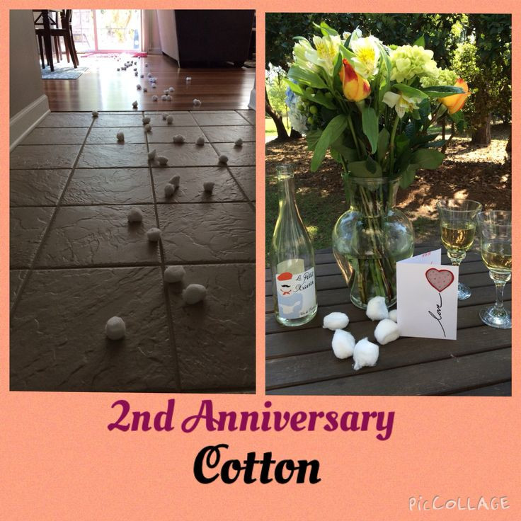 Best ideas about 2Nd Year Anniversary Gift Ideas . Save or Pin Best 20 Second Anniversary Gift ideas on Pinterest Now.