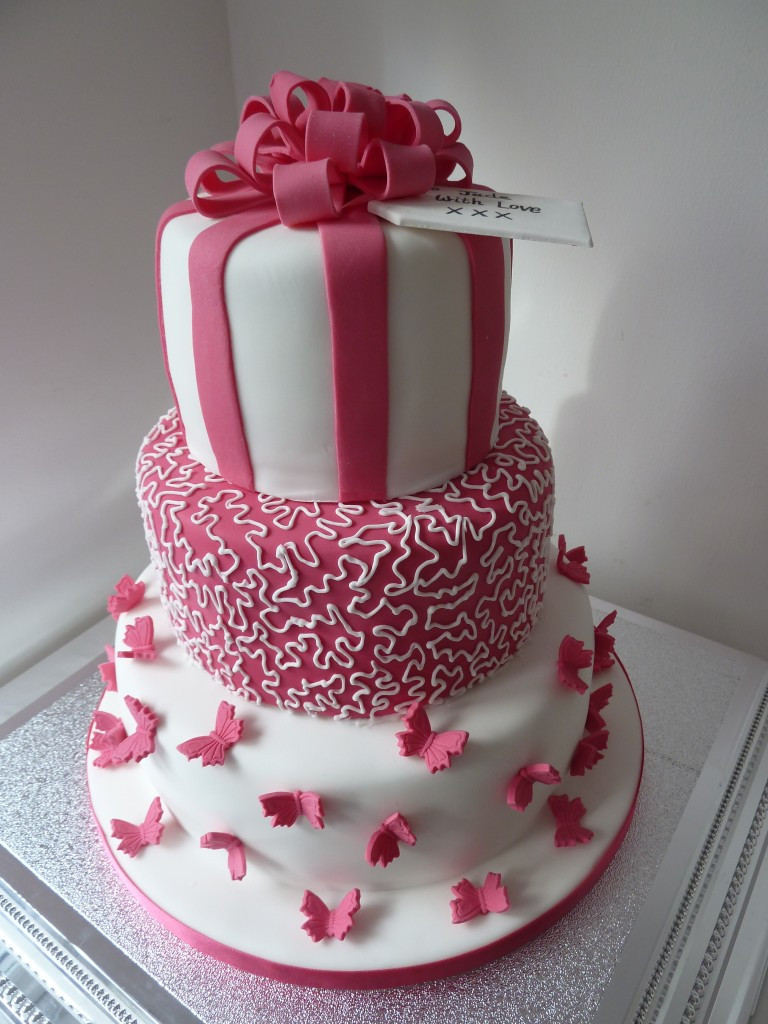 Best ideas about 3 Tier Birthday Cake . Save or Pin Birthday cakes pictures of all the ones I ve done All Now.