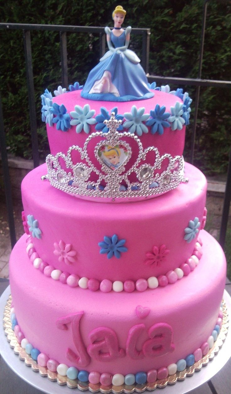 Best ideas about 3 Tier Birthday Cake . Save or Pin 10 ideas about 3 Tier Cake on Pinterest Now.