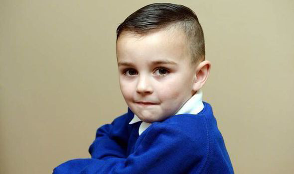 Best ideas about 3 Year Old Boys Haircuts . Save or Pin Three year old s short hair leads to school ban Now.