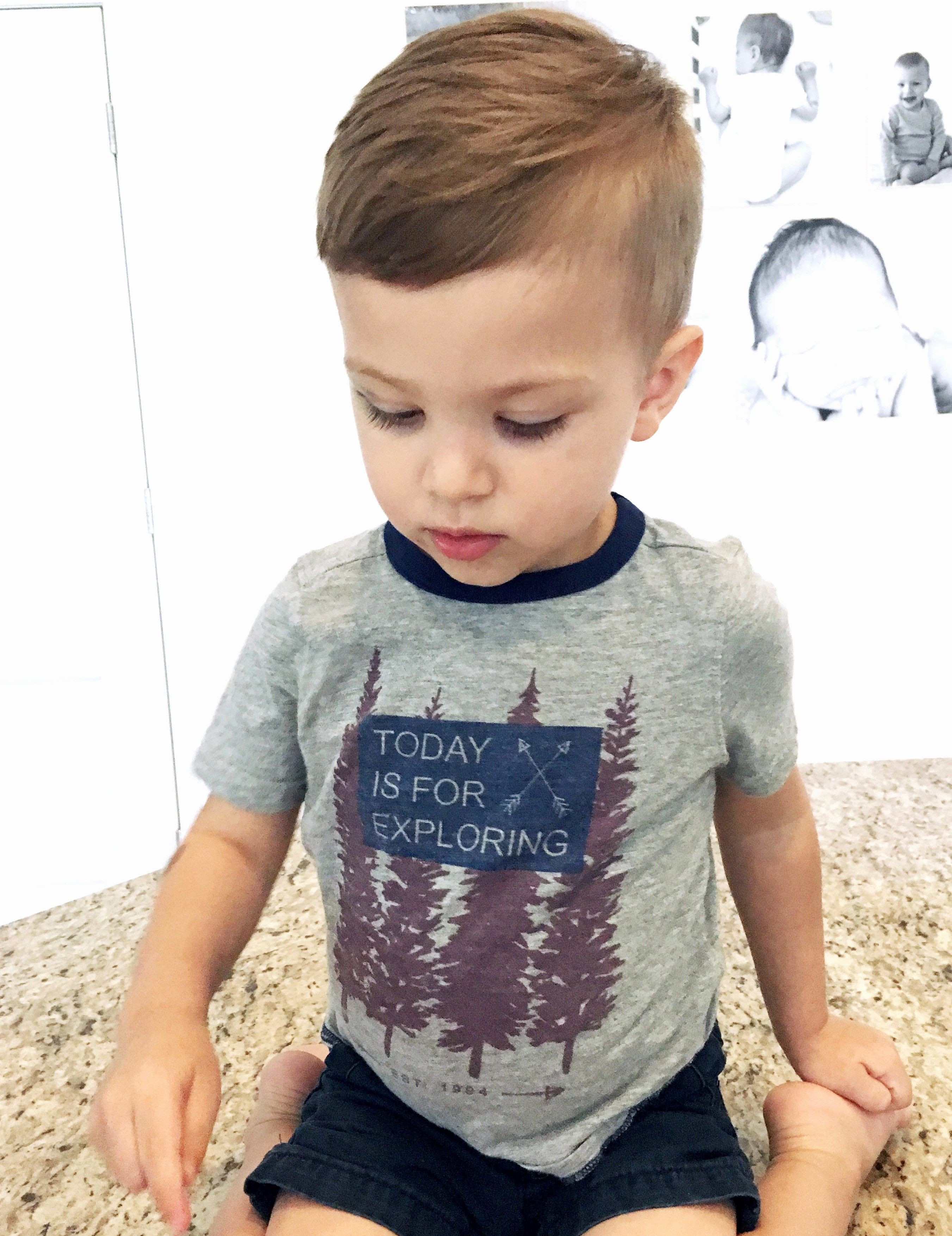 Best ideas about 3 Year Old Boys Haircuts . Save or Pin 3 Year Old Boy Haircut Styles haircut HaircutStyles Now.