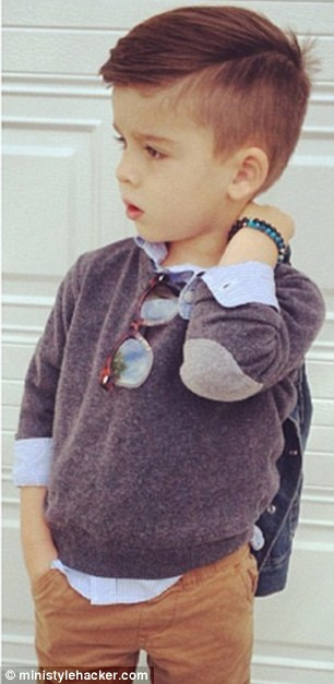 Best ideas about 3 Year Old Boys Haircuts . Save or Pin Ryan Gosling and Pharrell taken on by style hacker 4 Now.