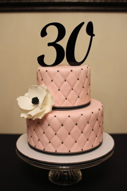 Best ideas about 30th Birthday Cake Ideas . Save or Pin Pinterest Discover and save creative ideas Now.