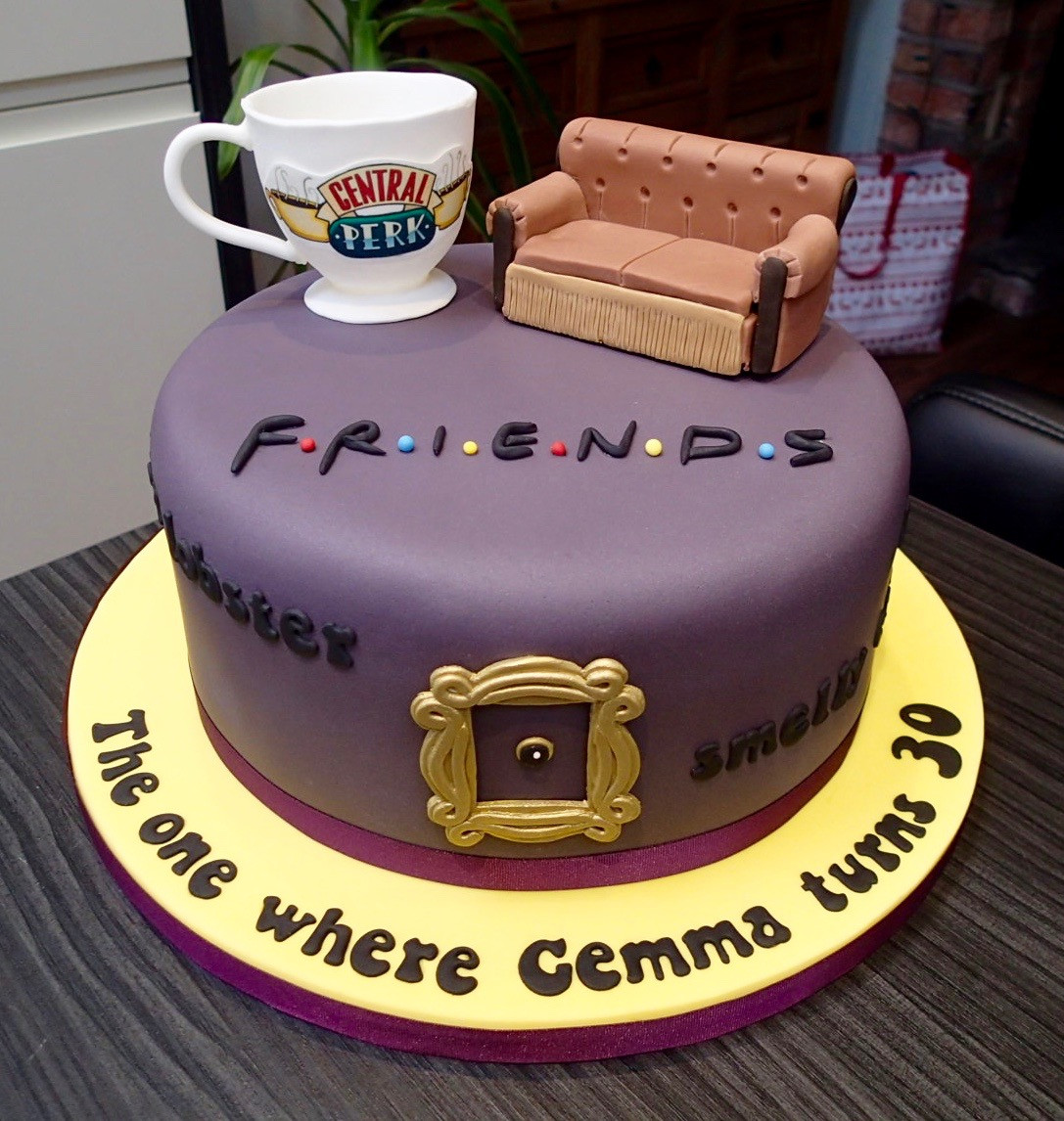 Best ideas about 30th Birthday Cake Ideas . Save or Pin Simple and Elegant 30th Birthday Cake Ideas Now.
