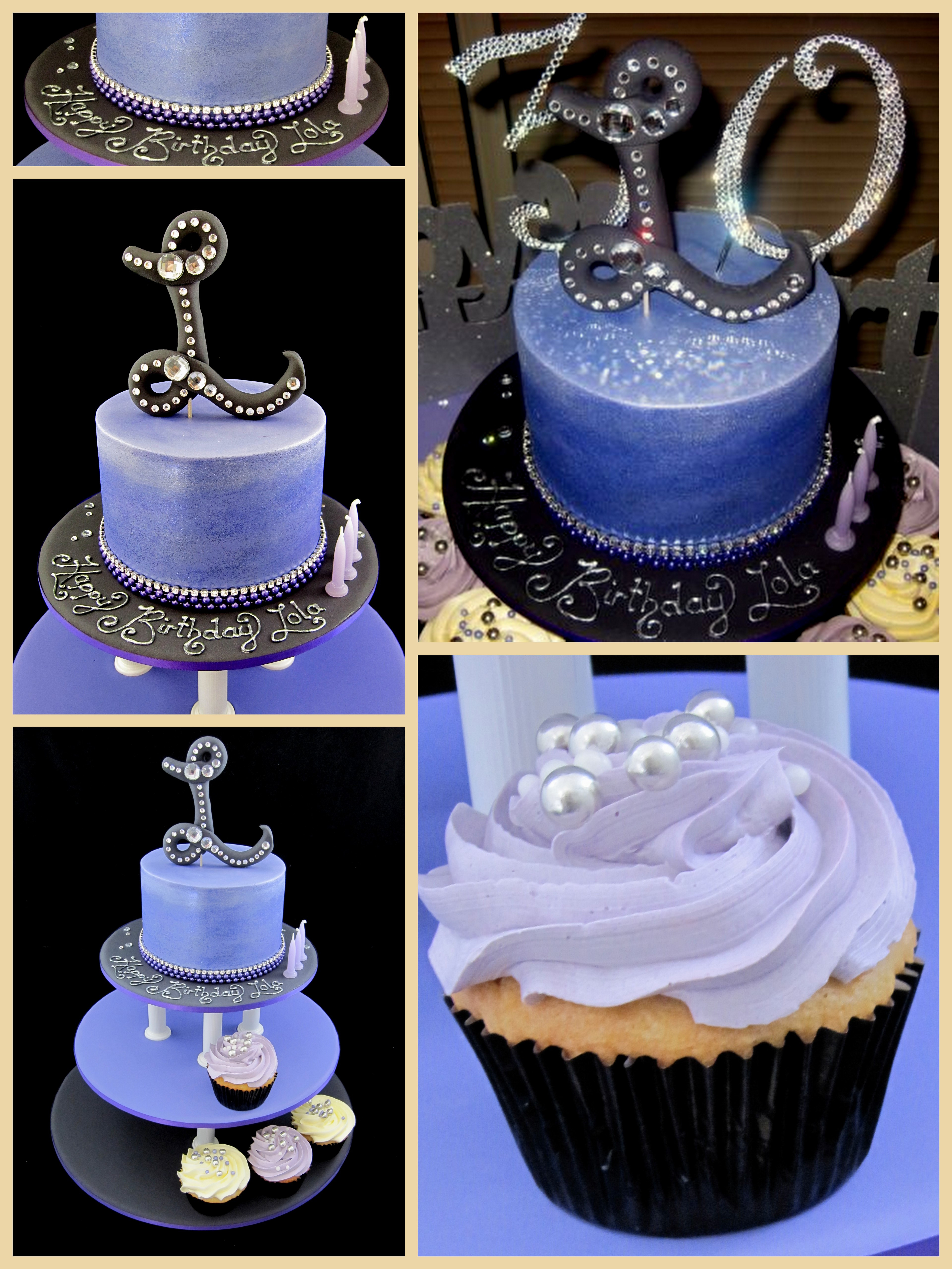 Best ideas about 30th Birthday Cake Ideas . Save or Pin cakes for girls Now.