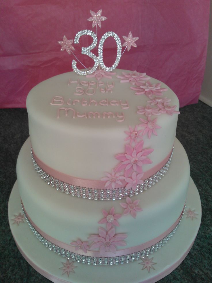 Best ideas about 30th Birthday Cake Ideas . Save or Pin 284 best 30th Birthday Cakes images on Pinterest Now.