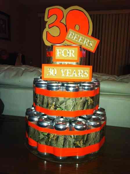 Best ideas about 30th Birthday Gift Ideas For Him . Save or Pin 30th birthday cake ideas for guys Now.