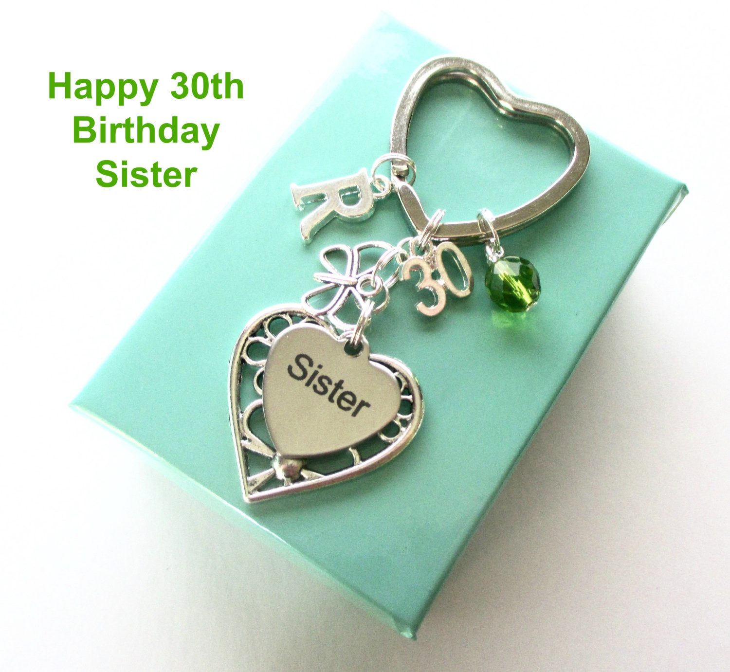 Best ideas about 30Th Birthday Gift Ideas For Sister . Save or Pin 30th birthday t for Sister Personalised by DoodlepopDesigns Now.