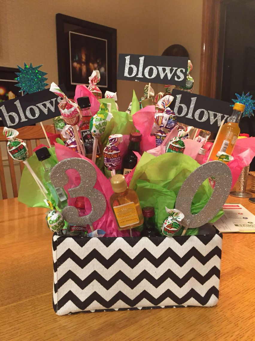 Best ideas about 30Th Birthday Gift Ideas . Save or Pin 30th birthday t for her Like Now.