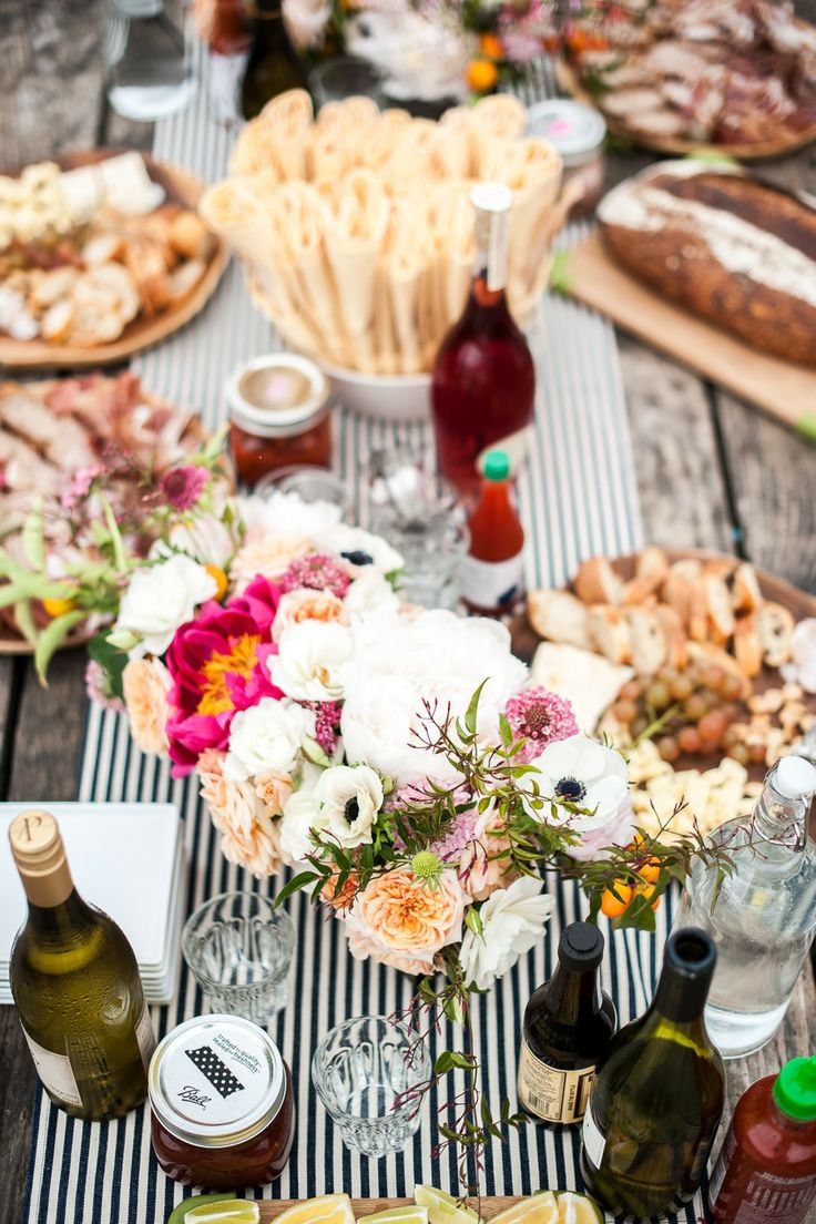 Best ideas about 30th Birthday Ideas . Save or Pin Melanie s Surfside Oyster Boil 30th Birthday Party The Now.