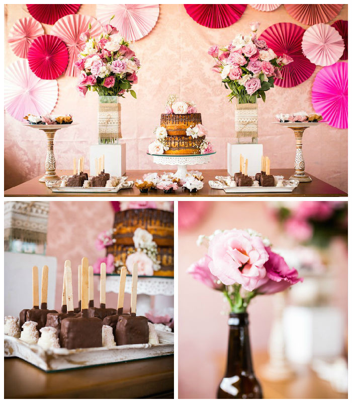 Best ideas about 30th Birthday Party Decor . Save or Pin Kara s Party Ideas Elegant 30th Birthday Party Now.