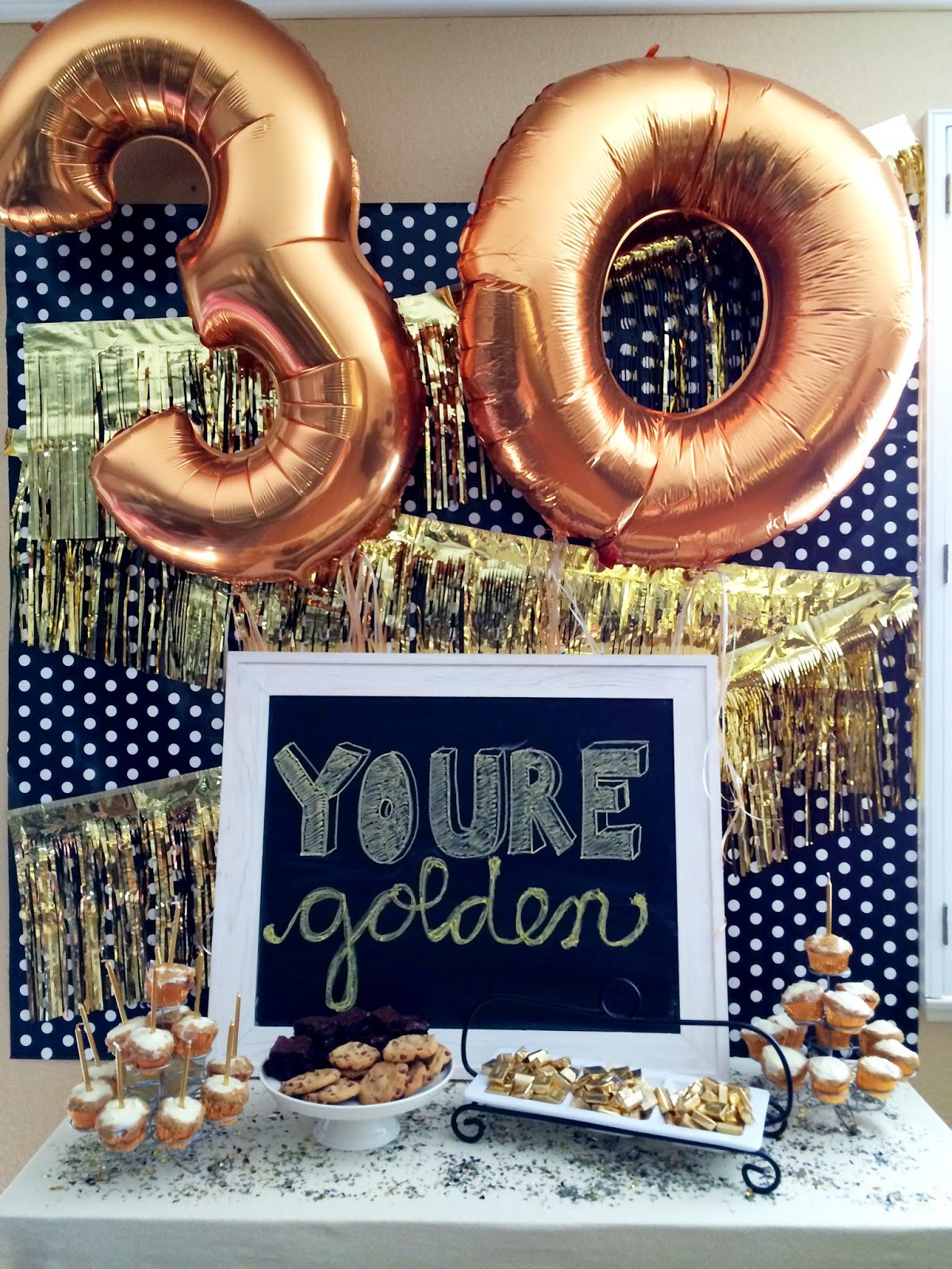 Best ideas about 30th Birthday Party Decorations . Save or Pin 7 Clever Themes for a Smashing 30th Birthday Party Now.