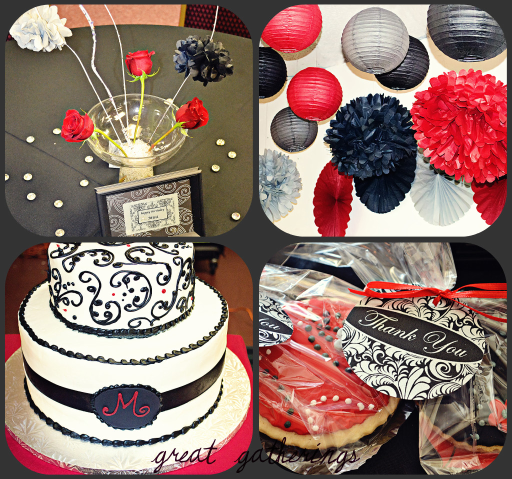 Best ideas about 30th Birthday Party Decorations . Save or Pin Great Gatherings 30th Birthday Party Now.