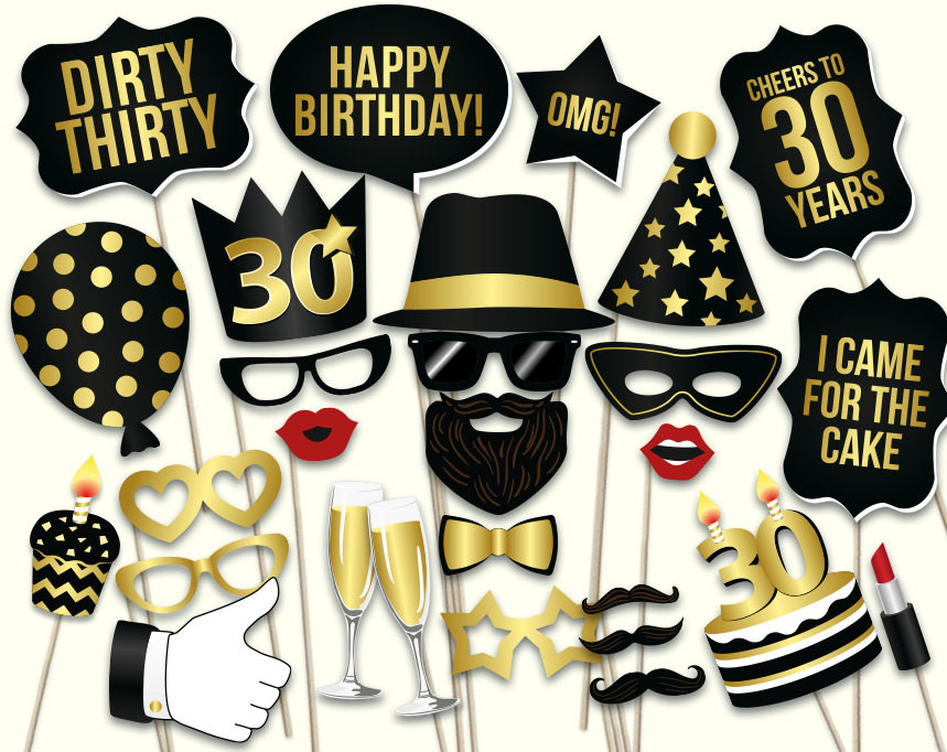 Best ideas about 30th Birthday Party Ides . Save or Pin 30th Birthday Party Ideas to Plan a Memorable e Now.