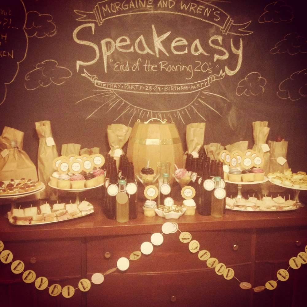 Best ideas about 30th Birthday Party Ides . Save or Pin 7 Clever Themes for a Smashing 30th Birthday Party Now.