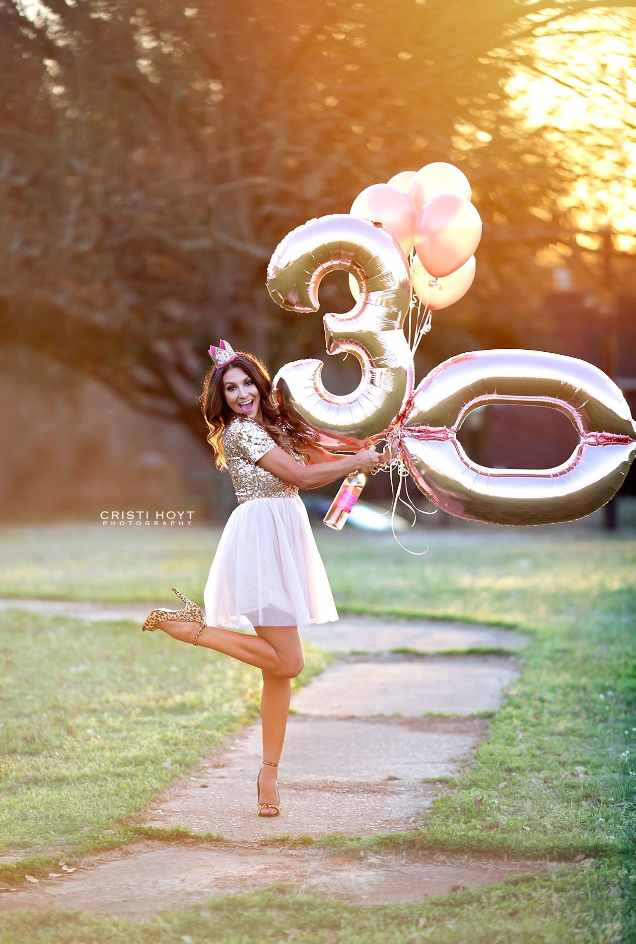 Best ideas about 30th Birthday Photoshoot Ideas . Save or Pin Birthday Bash Dress Rose Gold in 2019 Now.