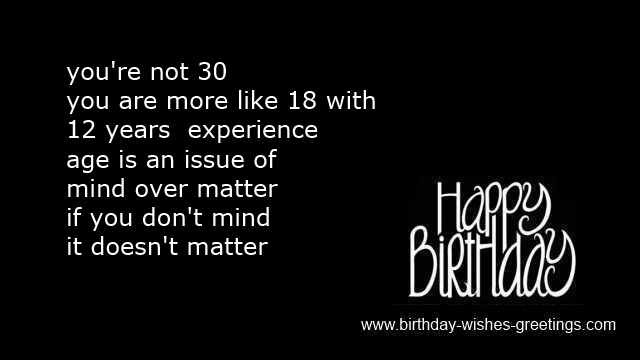 Best ideas about 30th Birthday Quotes . Save or Pin 30th Birthday Quotes For Him QuotesGram Now.