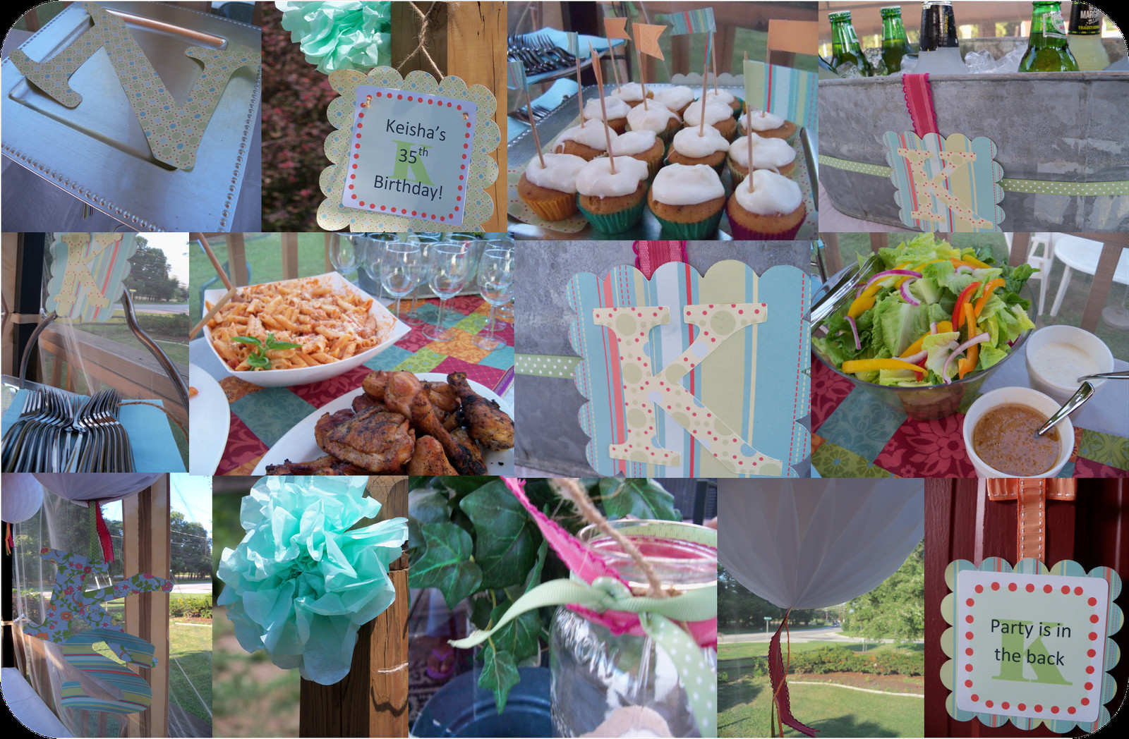 Best ideas about 35th Birthday Decorations . Save or Pin Cupcake Wishes & Birthday Dreams August 2010 Now.