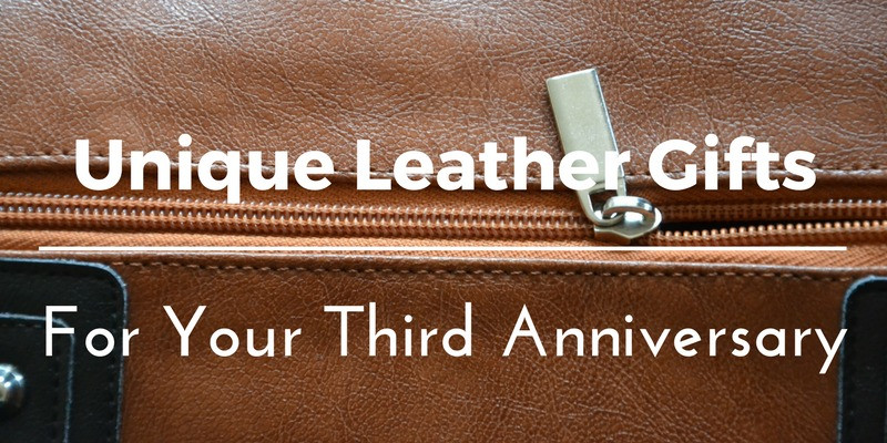 Best ideas about 3Rd Anniversary Gift Ideas For Him . Save or Pin Best Leather Anniversary Gifts Ideas for Him and Her 45 Now.