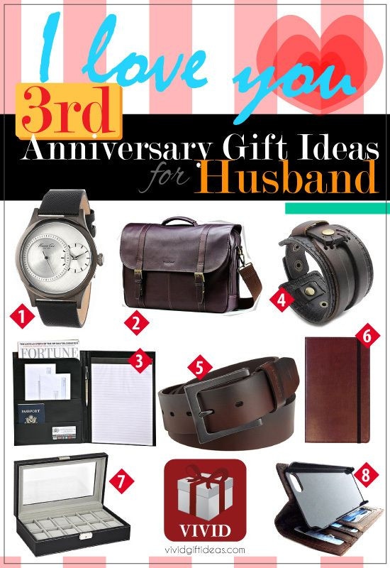Best ideas about 3Rd Year Anniversary Gift Ideas . Save or Pin 25 great ideas about 3rd Wedding Anniversary on Pinterest Now.