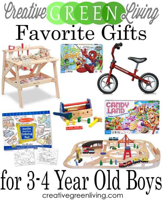 Best ideas about 4 Year Old Birthday Gift Ideas . Save or Pin Best Toys & Gifts for Four Year Old Boys DIY Ideas Now.