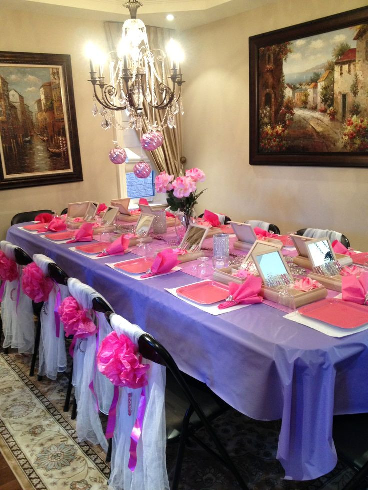 Best ideas about 4 Year Old Birthday Party Ideas . Save or Pin This momma went all out She created a beautiful table Now.