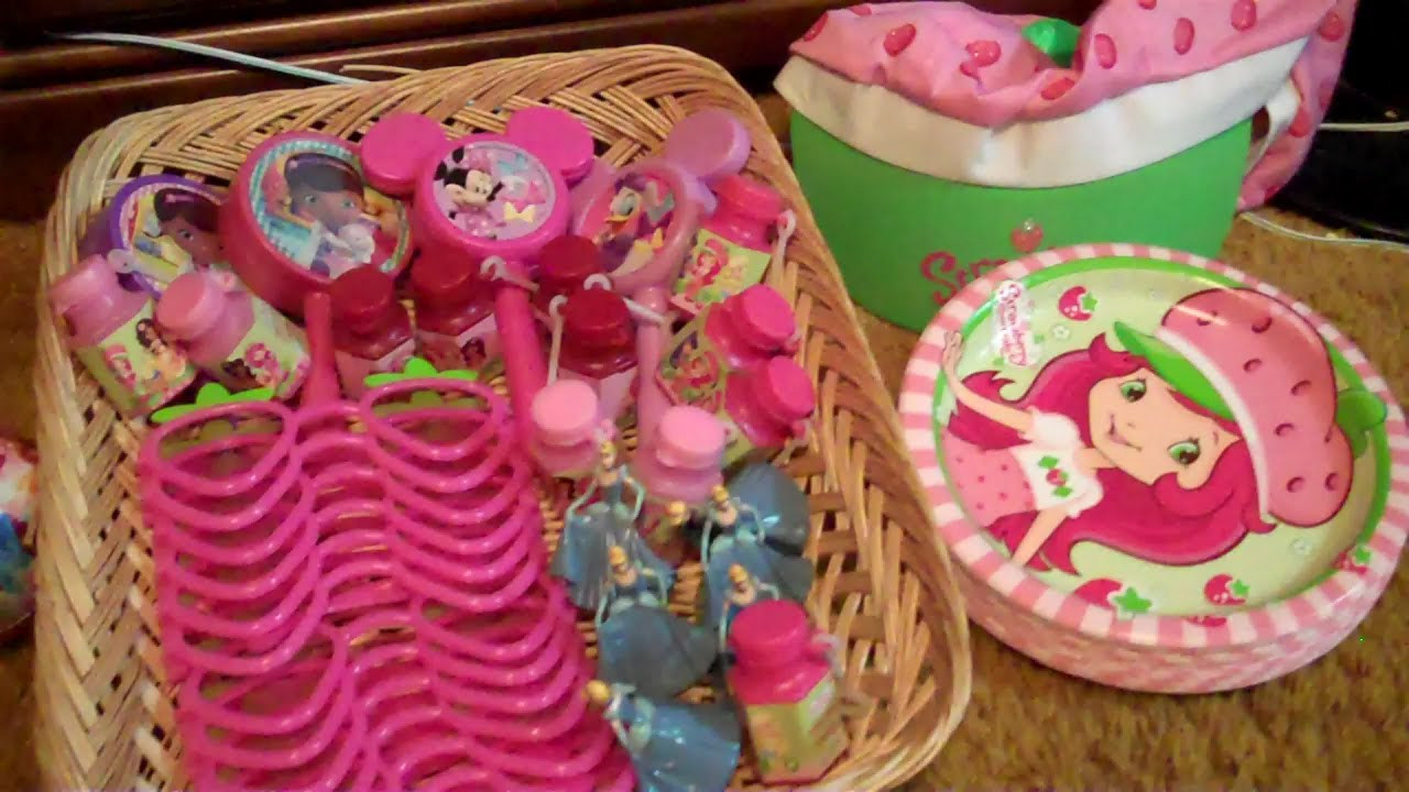 Best ideas about 4 Year Old Birthday Party Ideas . Save or Pin Birthday Presents and Party Favors for a 4 Year Old Girl Now.