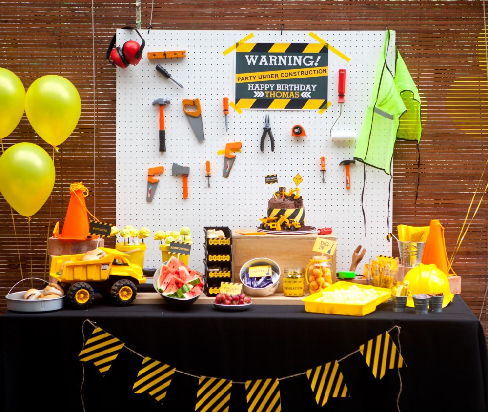 Best ideas about 4 Year Old Birthday Party Ideas . Save or Pin 1st Birthday Party Ideas For Boys Design Dazzle Now.