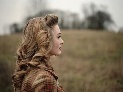 Best ideas about 40'S Hairstyles . Save or Pin 40 s fashion on Tumblr Now.