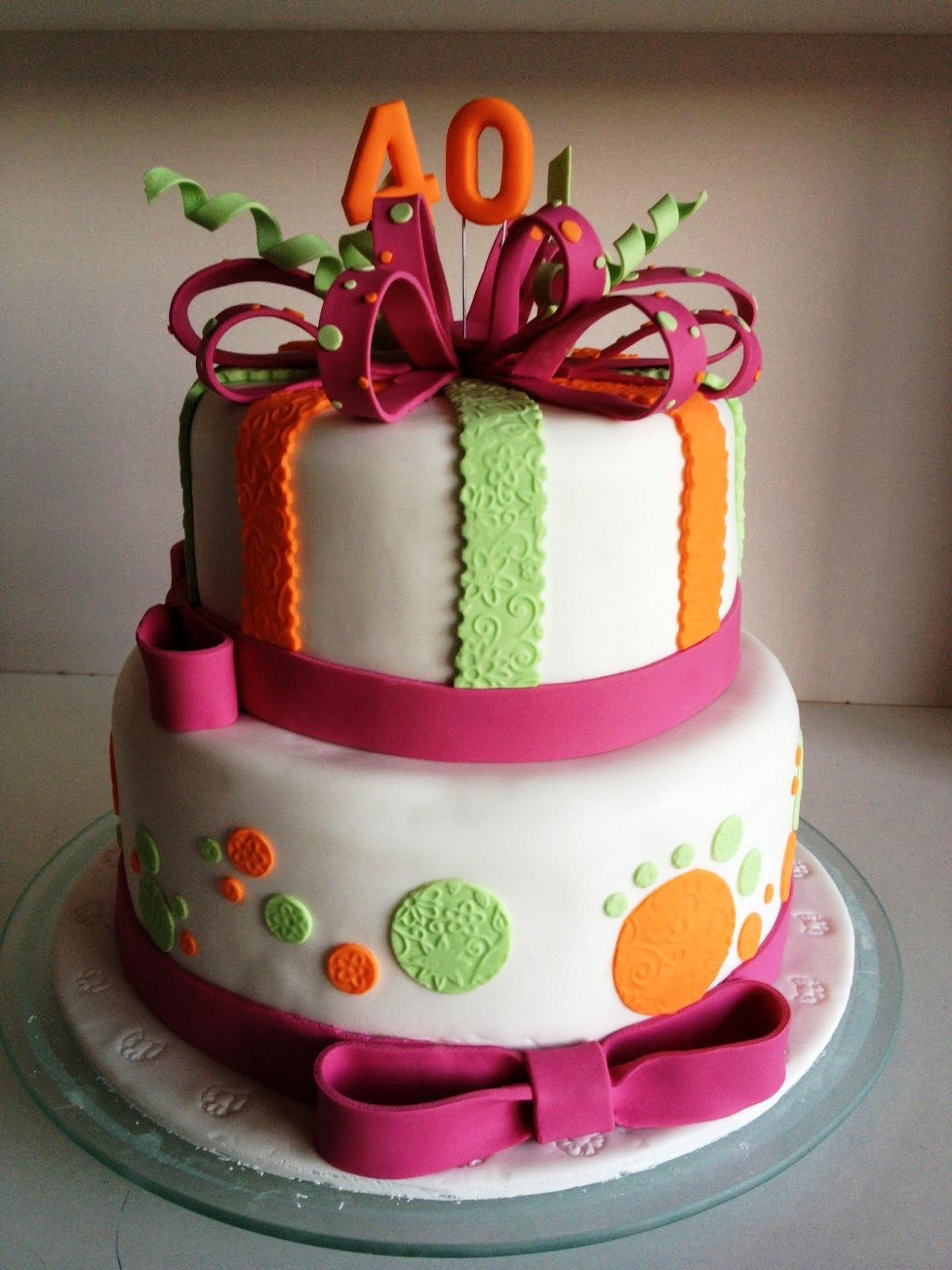 Best ideas about 40th Birthday Cake Ideas . Save or Pin 40th Birthday Cake Ideas and Recipes for Men — Protoblogr Now.