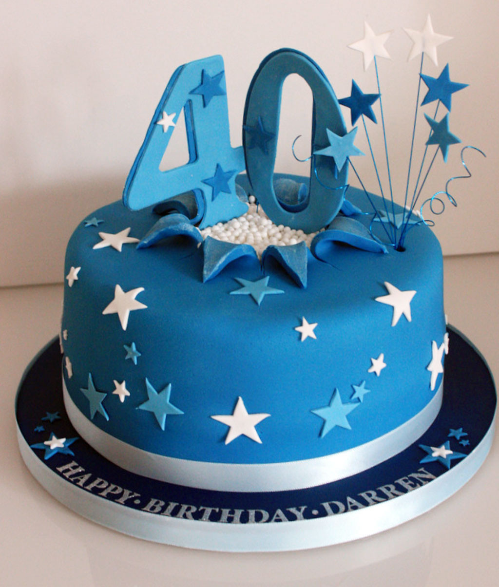 Best ideas about 40th Birthday Cake Ideas . Save or Pin 40th Birthday Cake Ideas Funny Birthday Cake Cake Ideas Now.