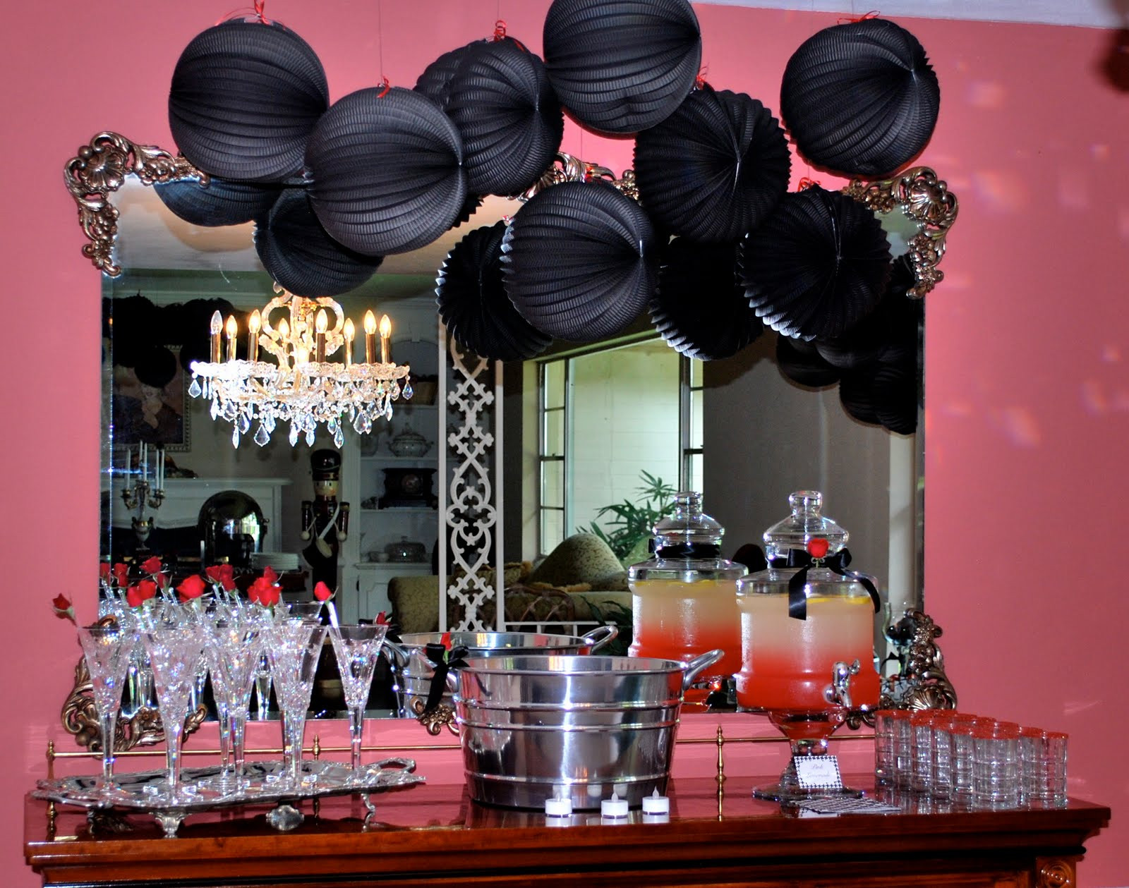 Best ideas about 40th Birthday Party Decorations Ideas . Save or Pin Goosie Girl A 40th Birthday Party Now.