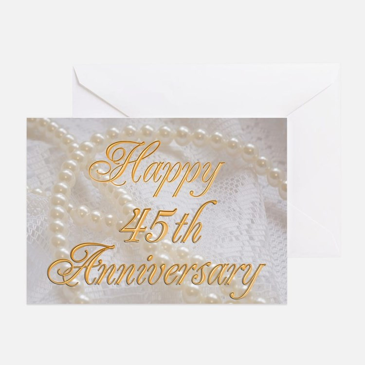 Best ideas about 45Th Wedding Anniversary Gift Ideas . Save or Pin Gifts for 45th Wedding Anniversary Now.