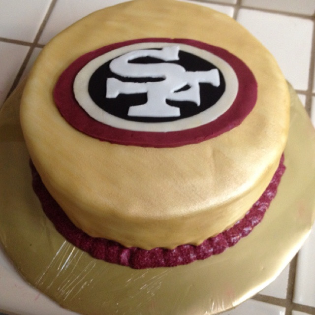 Best ideas about 49ers Birthday Cake . Save or Pin 49ers Cake Cake Ideas and Designs Now.