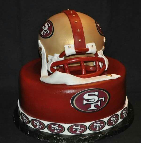 Best ideas about 49ers Birthday Cake . Save or Pin Best 25 49ers cake ideas on Pinterest Now.