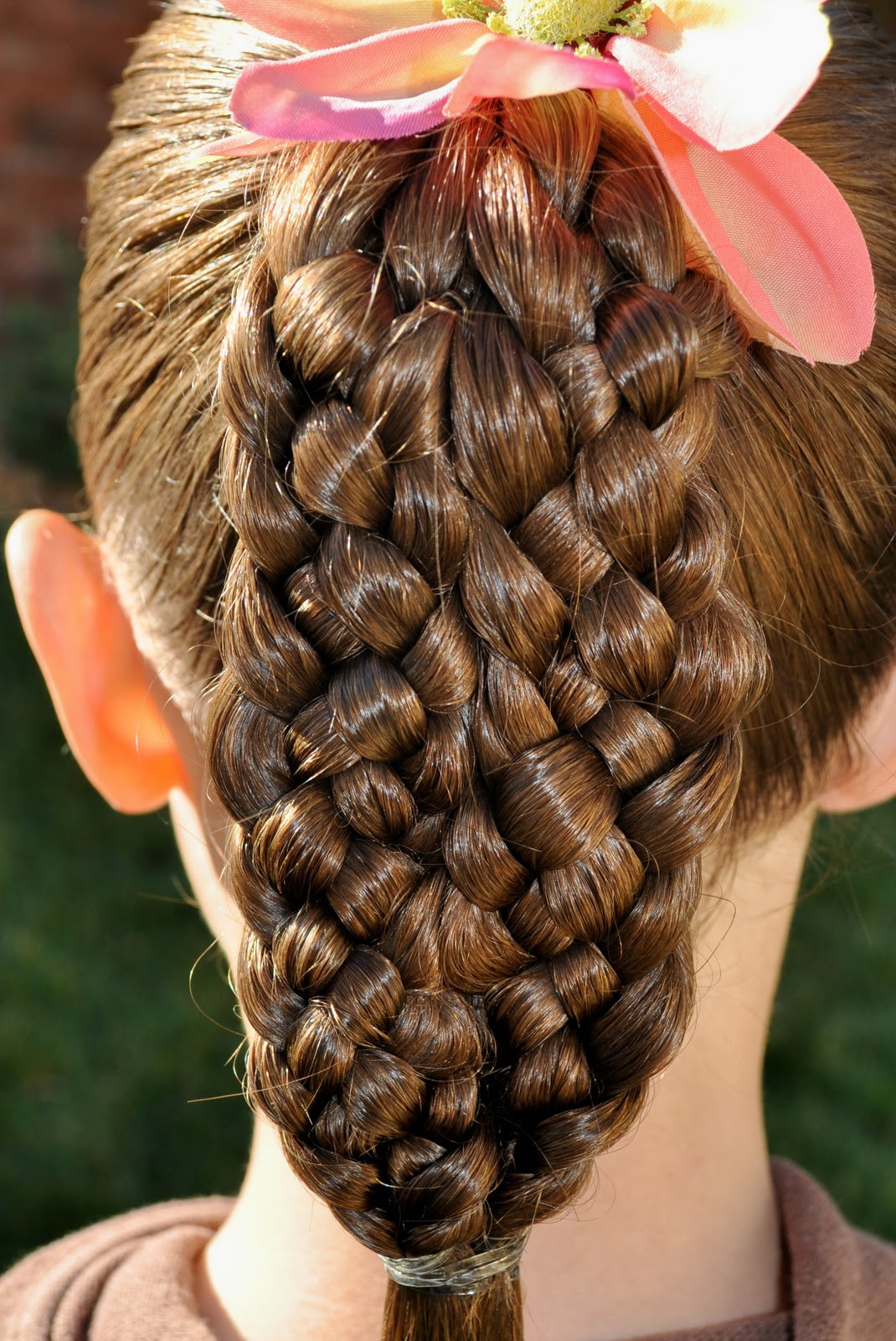 Best ideas about 5 Braids Hairstyle . Save or Pin 30 Elegant 5 Strand Braid Hairstyles Now.