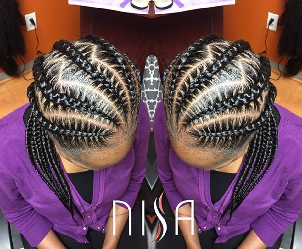 Best ideas about 5 Braids Hairstyle . Save or Pin Interesting Informations You Don t Know For Ghana Hair Braids Now.