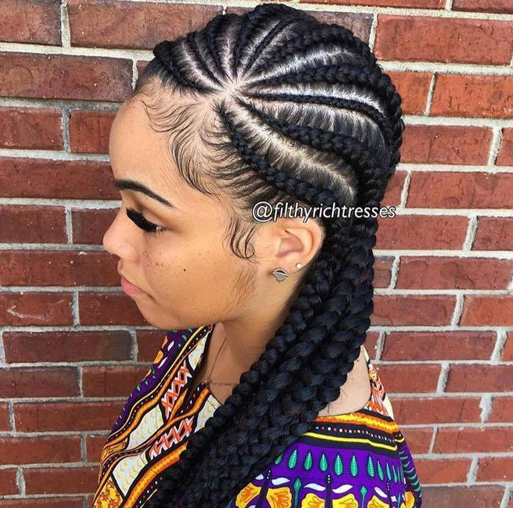 Best ideas about 5 Braids Hairstyle . Save or Pin Pin by Kira Byrd Curl Centric Celebrating the Beauty Now.
