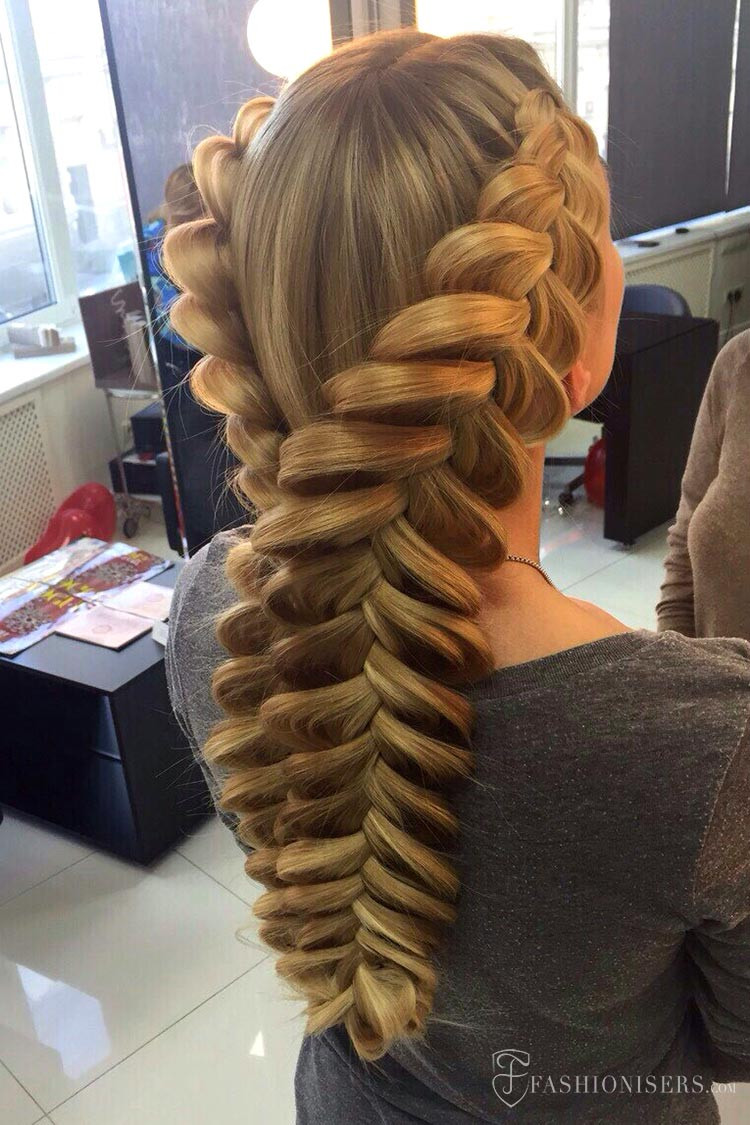 Best ideas about 5 Braids Hairstyle . Save or Pin 5 Pretty Braided Hairstyles To Inspire You This Summer Now.